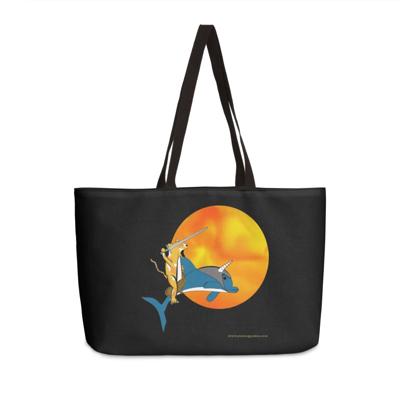 Ride Into The Sun (Sun Version) Accessories Weekender Bag Bag by Every Drop's An Idea's Artist Shop