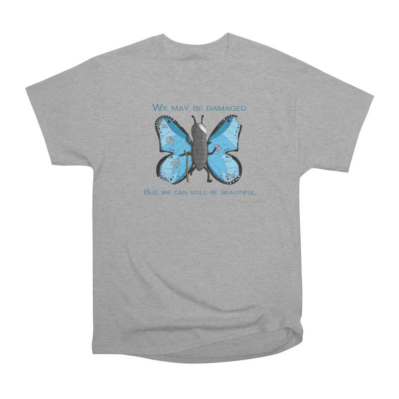 Battle Damaged Butterfly Women's  by Every Drop's An Idea's Artist Shop