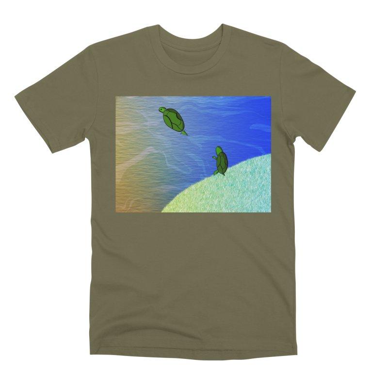 The Inevitability Men's T-Shirt by Every Drop's An Idea's Artist Shop