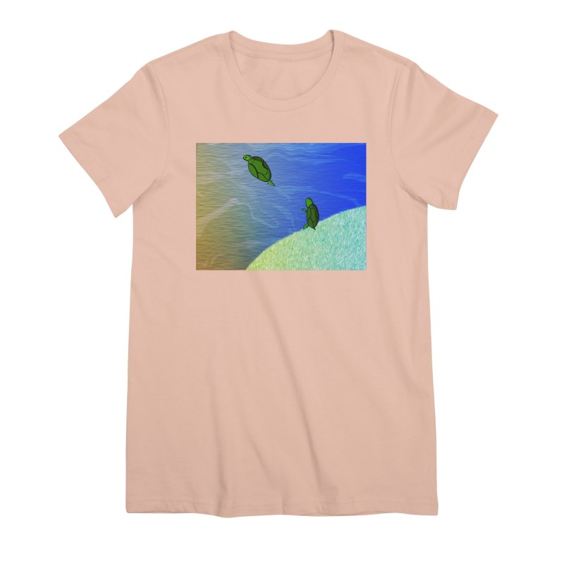 The Inevitability Women's Premium T-Shirt by Every Drop's An Idea's Artist Shop