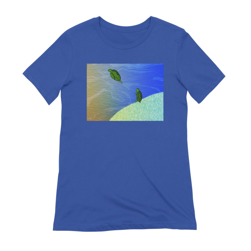 The Inevitability Women's Extra Soft T-Shirt by Every Drop's An Idea's Artist Shop