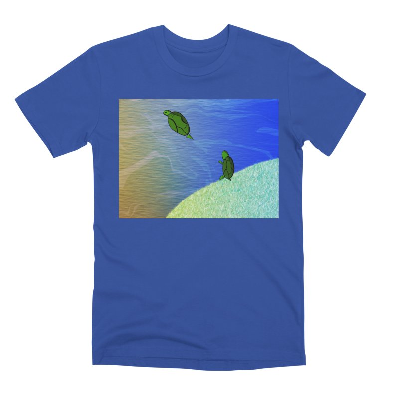 The Inevitability Men's Premium T-Shirt by Every Drop's An Idea's Artist Shop