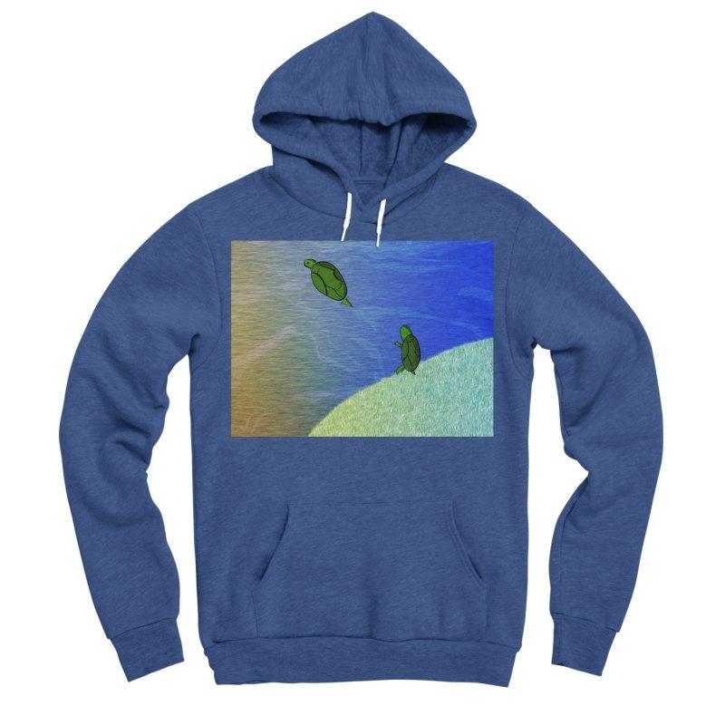 The Inevitability Men's Sponge Fleece Pullover Hoody by Every Drop's An Idea's Artist Shop