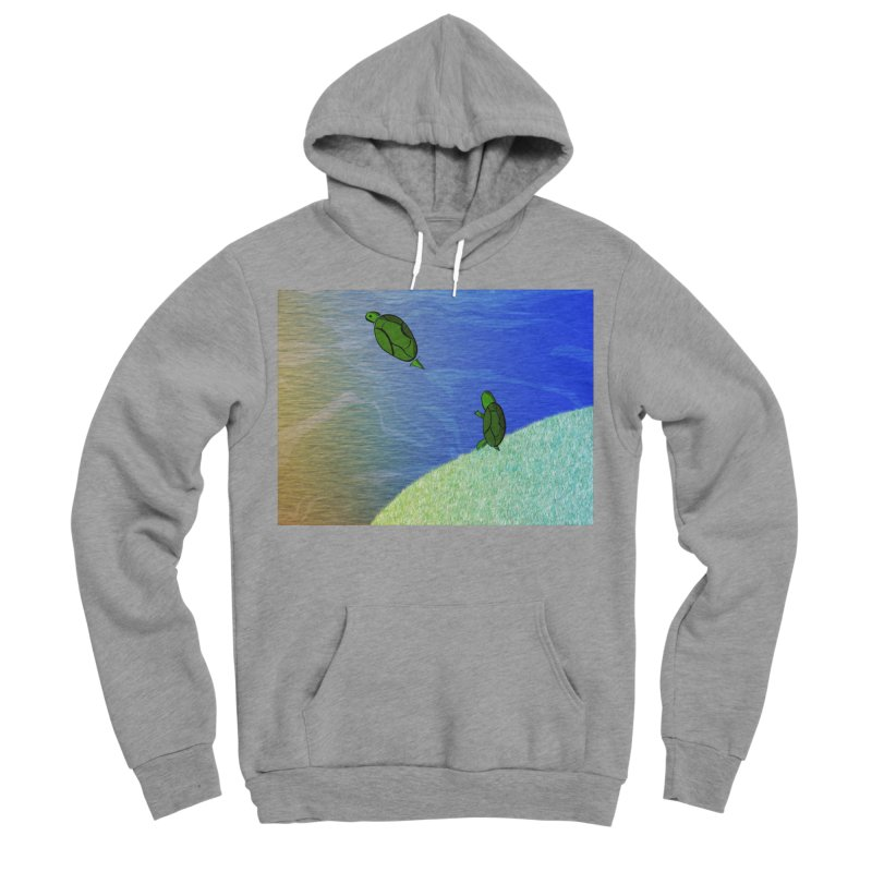 The Inevitability Men's Sponge Fleece Pullover Hoody by Every Drop's An Idea's Artist Shop