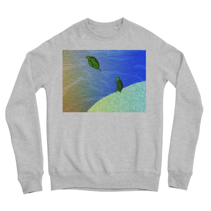 The Inevitability Women's Sponge Fleece Sweatshirt by Every Drop's An Idea's Artist Shop