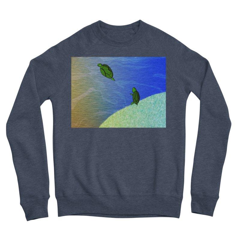 The Inevitability Men's Sponge Fleece Sweatshirt by Every Drop's An Idea's Artist Shop