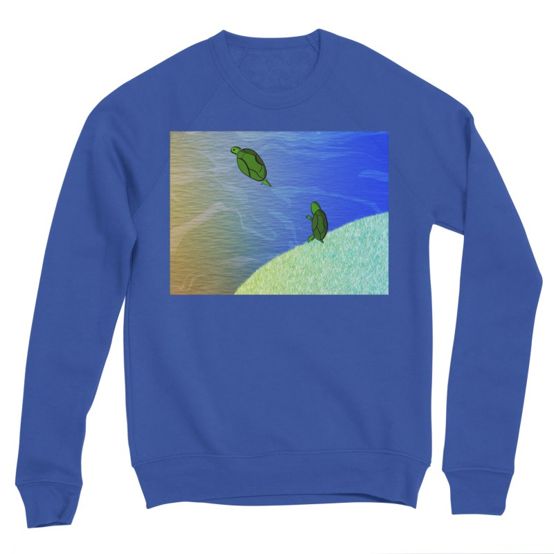 The Inevitability Men's Sponge Fleece Sweatshirt by Every Drop's An Idea's Artist Shop