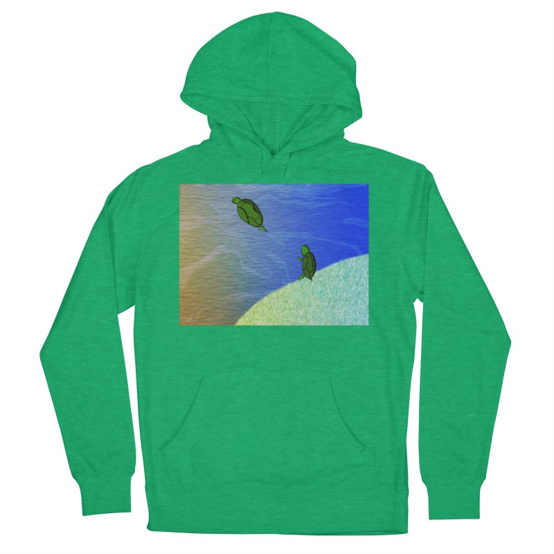 The Inevitability Women's Pullover Hoody by Every Drop's An Idea's Artist Shop
