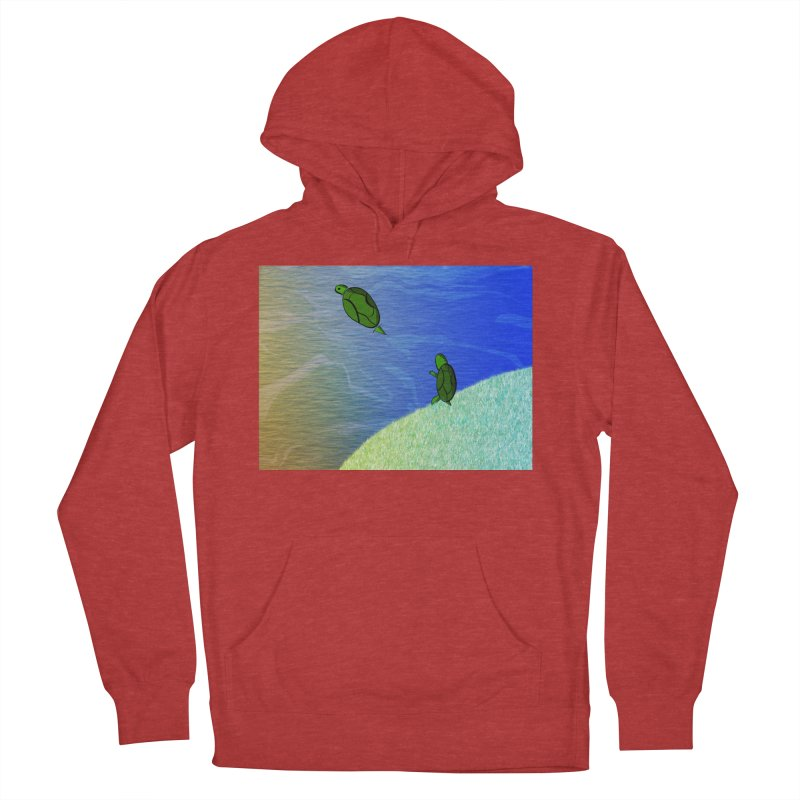 The Inevitability Women's French Terry Pullover Hoody by Every Drop's An Idea's Artist Shop