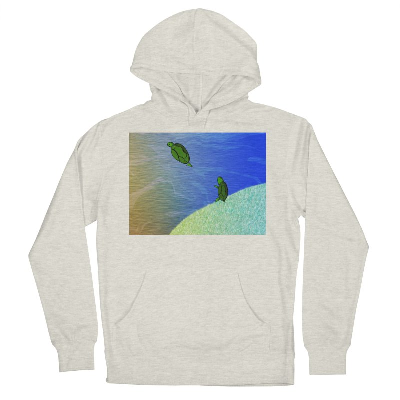 The Inevitability Men's French Terry Pullover Hoody by Every Drop's An Idea's Artist Shop