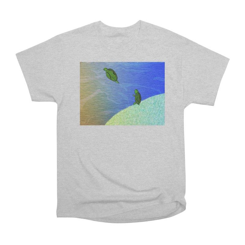 The Inevitability Women's Heavyweight Unisex T-Shirt by Every Drop's An Idea's Artist Shop