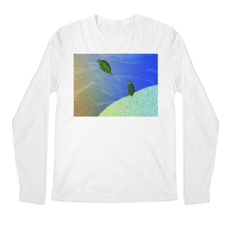 The Inevitability Men's Regular Longsleeve T-Shirt by Every Drop's An Idea's Artist Shop