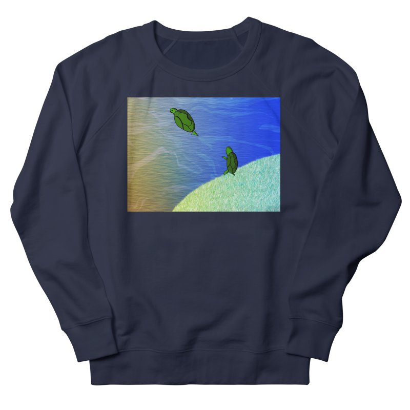 The Inevitability Women's French Terry Sweatshirt by Every Drop's An Idea's Artist Shop