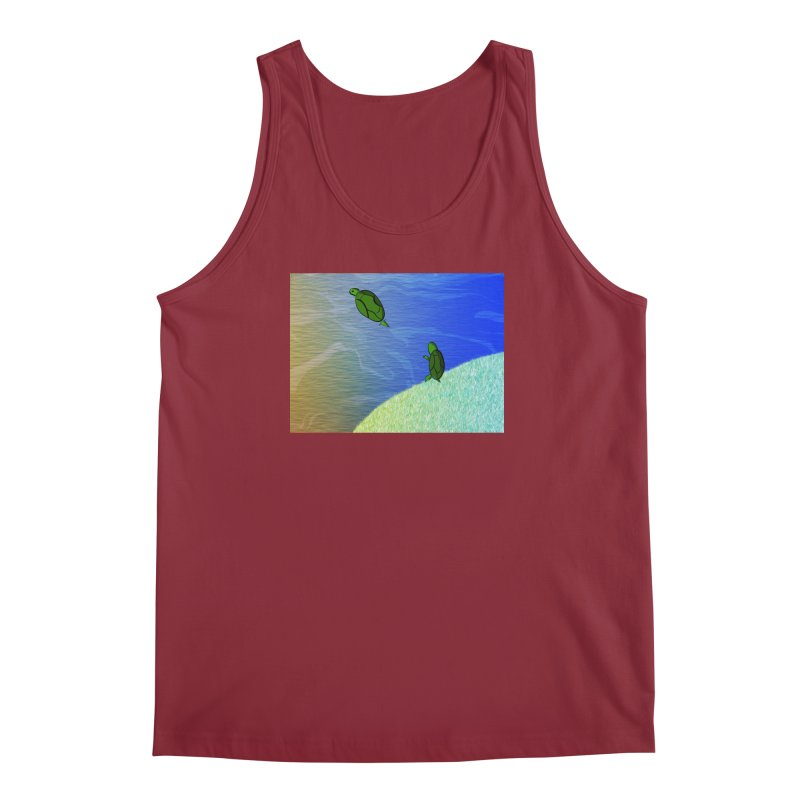 The Inevitability Men's Tank by Every Drop's An Idea's Artist Shop