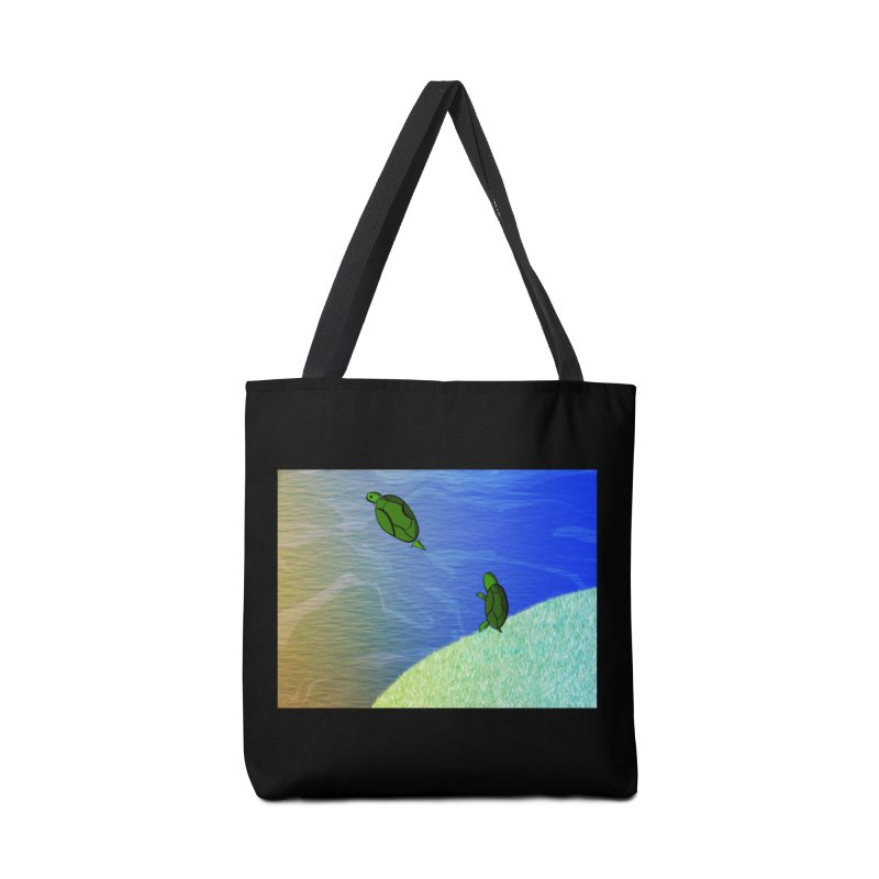 The Inevitability Accessories Tote Bag Bag by Every Drop's An Idea's Artist Shop