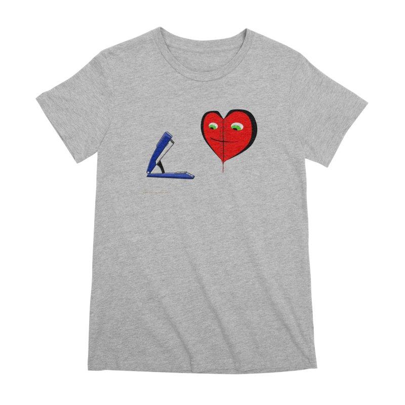 Piece Me Back Together Women's Premium T-Shirt by Every Drop's An Idea's Artist Shop