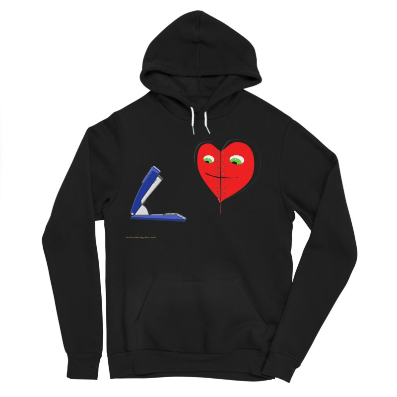 Piece Me Back Together Women's Pullover Hoody by Every Drop's An Idea's Artist Shop