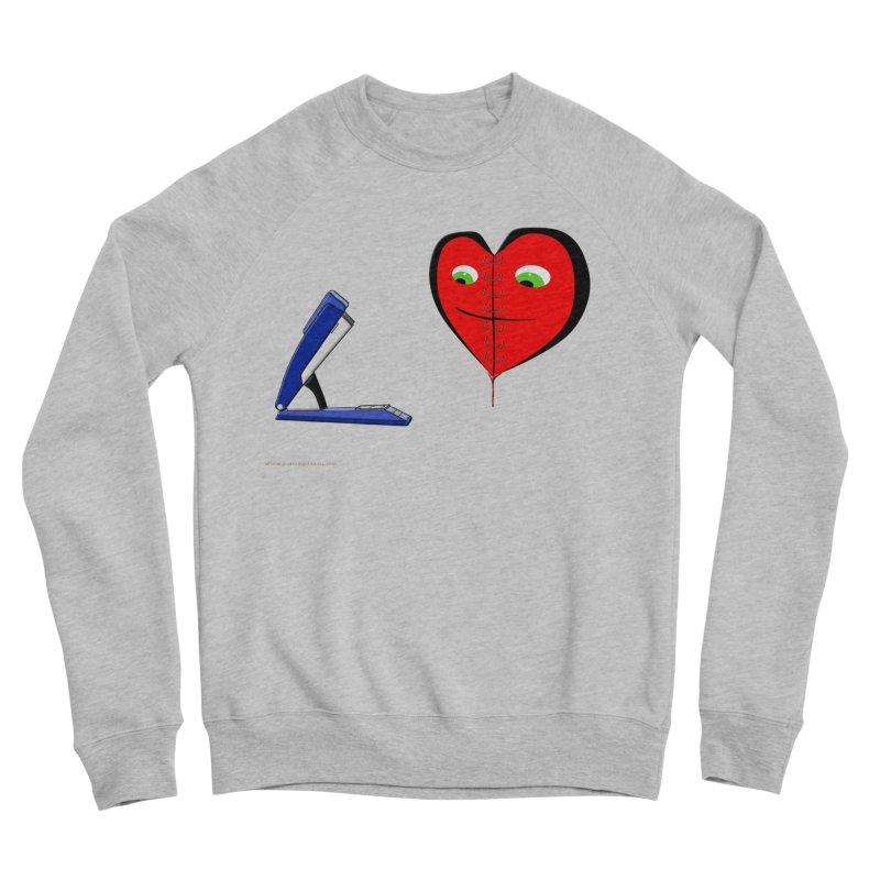 Piece Me Back Together Men's Sponge Fleece Sweatshirt by Every Drop's An Idea's Artist Shop