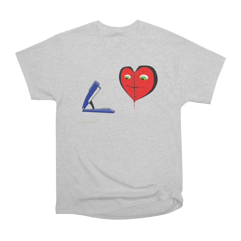 Piece Me Back Together Women's Heavyweight Unisex T-Shirt by Every Drop's An Idea's Artist Shop
