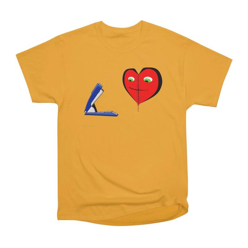 Piece Me Back Together Men's Heavyweight T-Shirt by Every Drop's An Idea's Artist Shop