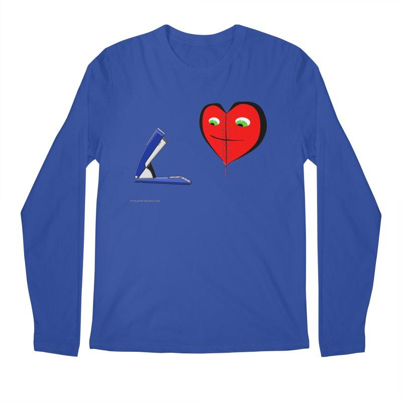 Piece Me Back Together Men's Regular Longsleeve T-Shirt by Every Drop's An Idea's Artist Shop