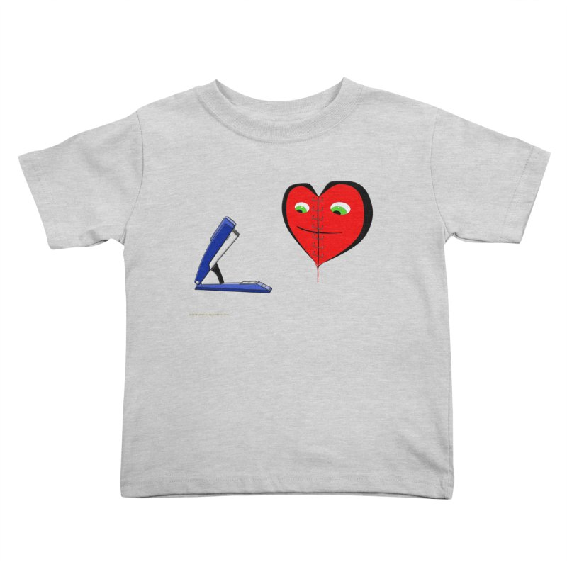 Piece Me Back Together Kids Toddler T-Shirt by Every Drop's An Idea's Artist Shop
