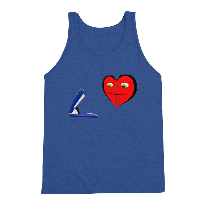 Piece Me Back Together Men's Tank by Every Drop's An Idea's Artist Shop