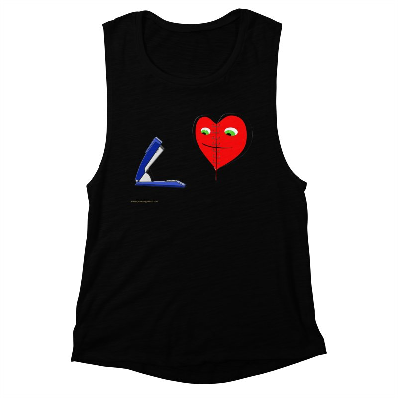Piece Me Back Together Women's Tank by Every Drop's An Idea's Artist Shop