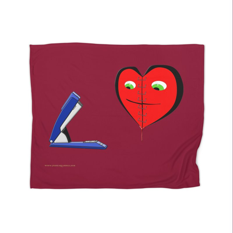 Piece Me Back Together Home Blanket by Every Drop's An Idea's Artist Shop