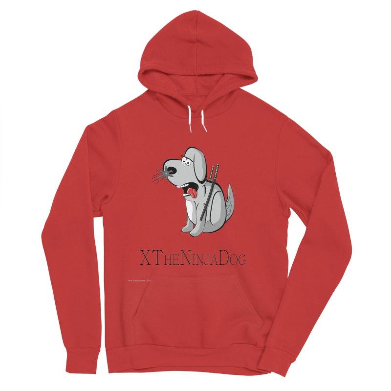 XTheNinjaDog Women's Pullover Hoody by Every Drop's An Idea's Artist Shop