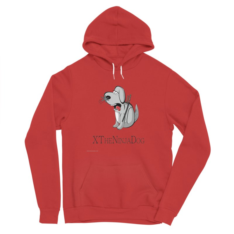 XTheNinjaDog Women's Pullover Hoody by Every Drop's An Idea's Artist Shop