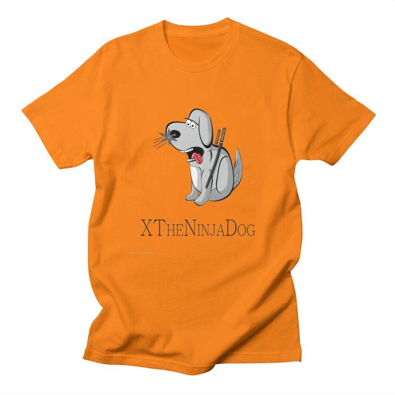 XTheNinjaDog Women's T-Shirt by Every Drop's An Idea's Artist Shop