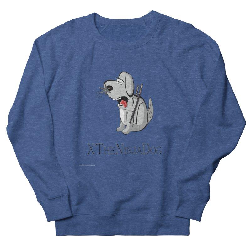 XTheNinjaDog Men's Sweatshirt by Every Drop's An Idea's Artist Shop
