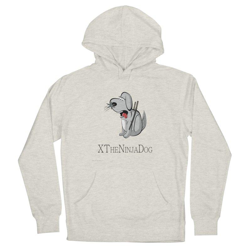 XTheNinjaDog Men's Pullover Hoody by Every Drop's An Idea's Artist Shop