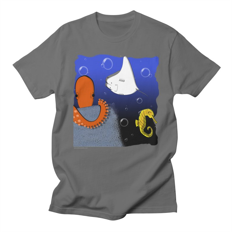 Sea Life Women's T-Shirt by Every Drop's An Idea's Artist Shop