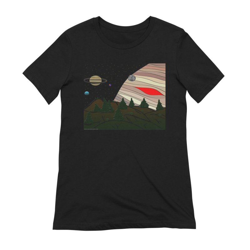 Was It All A Dream Women's Extra Soft T-Shirt by Every Drop's An Idea's Artist Shop