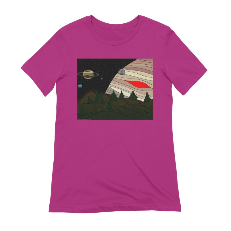 Was It All A Dream Women's T-Shirt by Every Drop's An Idea's Artist Shop