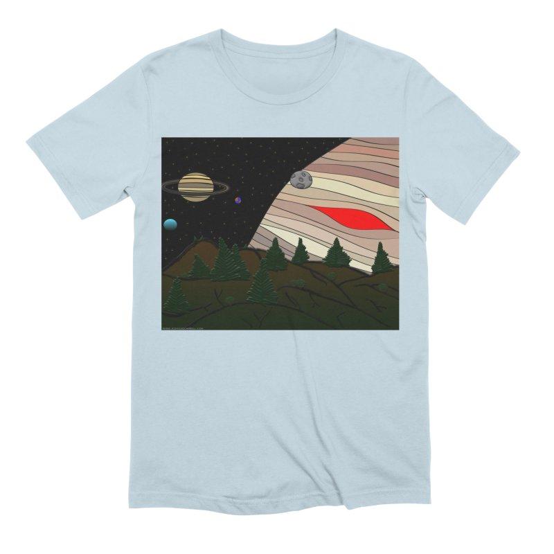 Was It All A Dream Men's Extra Soft T-Shirt by Every Drop's An Idea's Artist Shop