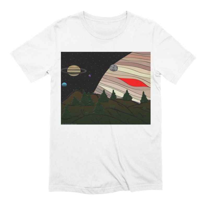 Was It All A Dream Men's Extra Soft T-Shirt by Every Drop's An Idea's Artist Shop