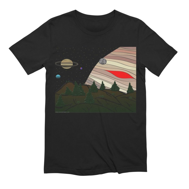 Was It All A Dream Men's T-Shirt by Every Drop's An Idea's Artist Shop