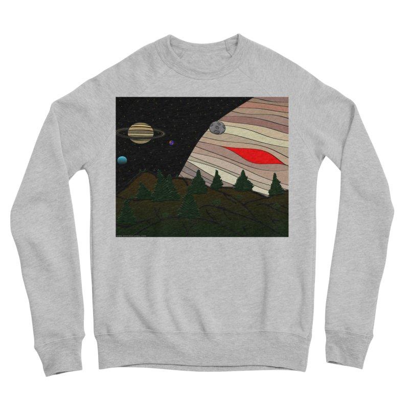Was It All A Dream Women's Sponge Fleece Sweatshirt by Every Drop's An Idea's Artist Shop