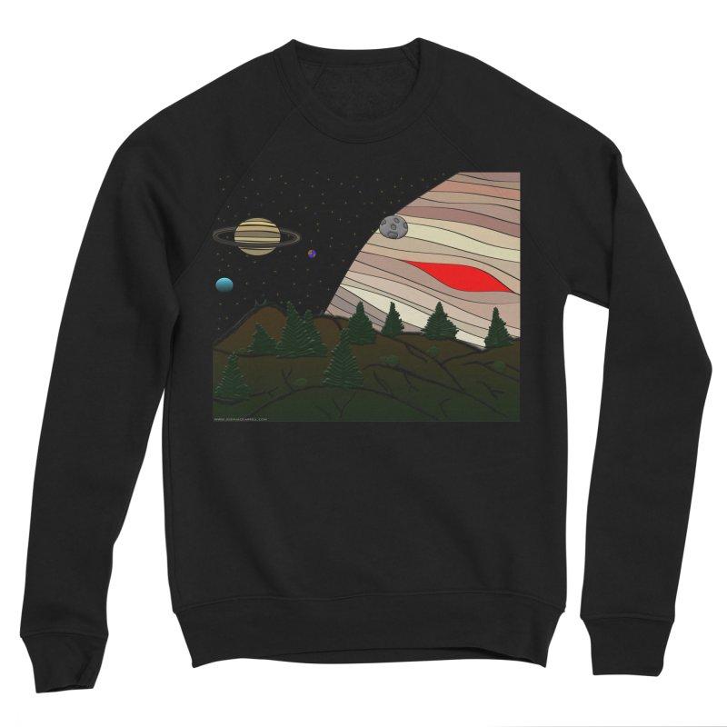 Was It All A Dream Men's Sponge Fleece Sweatshirt by Every Drop's An Idea's Artist Shop