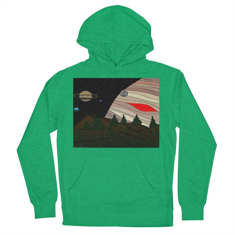 Was It All A Dream Men's Pullover Hoody by Every Drop's An Idea's Artist Shop