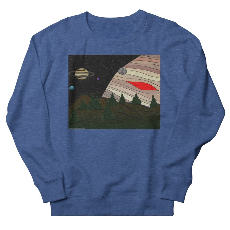 Was It All A Dream Men's Sweatshirt by Every Drop's An Idea's Artist Shop