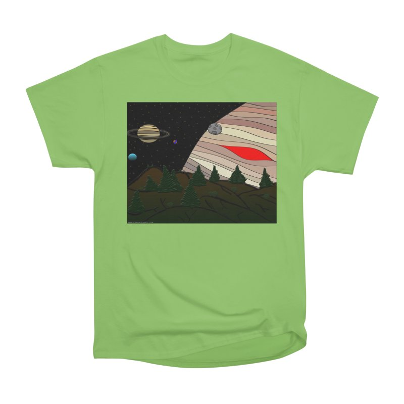Was It All A Dream Men's Heavyweight T-Shirt by Every Drop's An Idea's Artist Shop