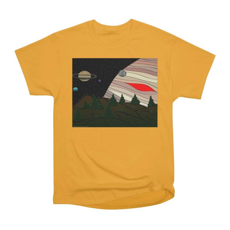 Was It All A Dream Men's Heavyweight T-Shirt by Every Drop's An Idea's Artist Shop