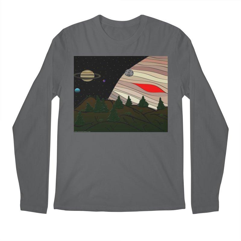 Was It All A Dream Men's Longsleeve T-Shirt by Every Drop's An Idea's Artist Shop