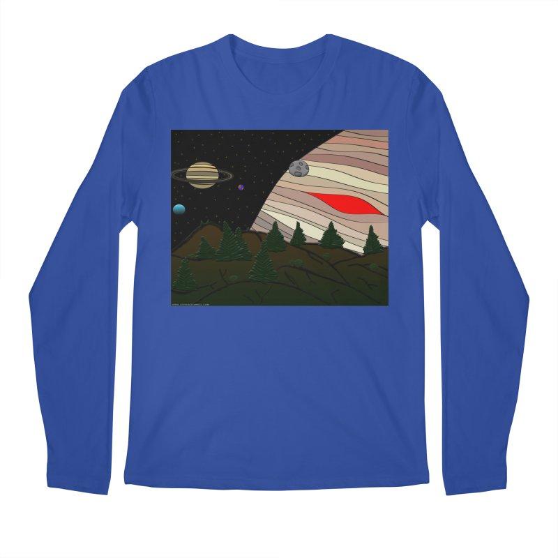 Was It All A Dream Men's Regular Longsleeve T-Shirt by Every Drop's An Idea's Artist Shop
