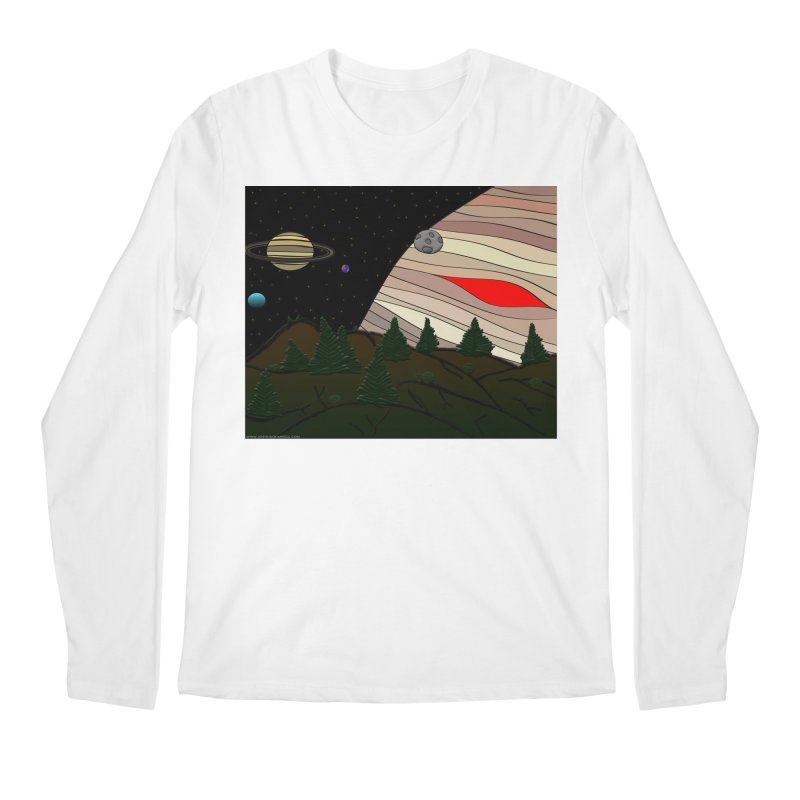 Was It All A Dream Men's Longsleeve T-Shirt by Every Drop's An Idea's Artist Shop