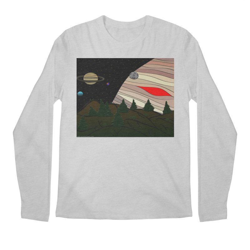 Was It All A Dream Men's Regular Longsleeve T-Shirt by Every Drop's An Idea's Artist Shop